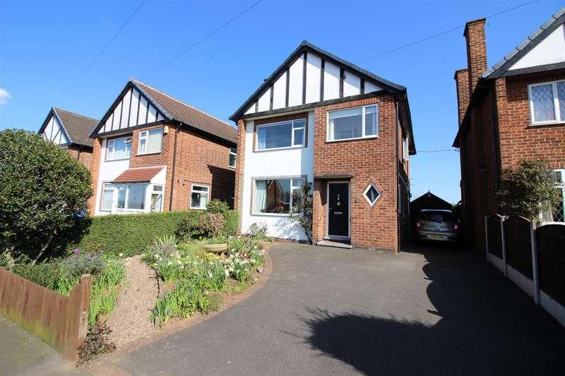 3 Bedrooms Detached House for sale in Lancaster Avenue, Sandiacre, Nottingham