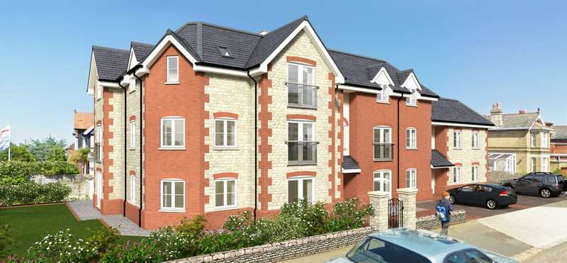 2 Bedrooms Flat for sale in Winchester Park Road, Sandown