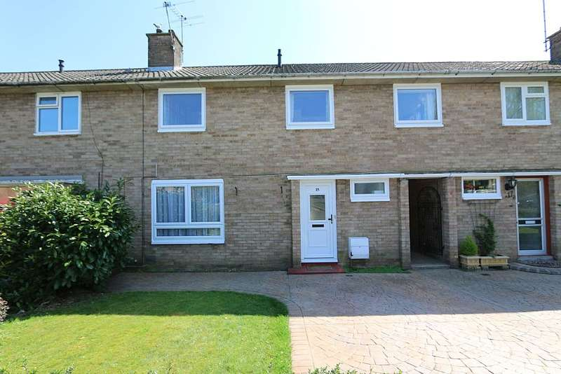 3 Bedrooms Terraced House for sale in 15, Timbercroft, WELWYN GARDEN CITY, Hertfordshire, AL7 1NS