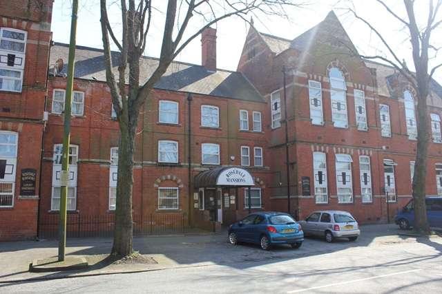 2 Bedrooms Ground Flat for sale in Apt 20, Rosedale Mansions, Boulevard, Hull HU3 2TE.