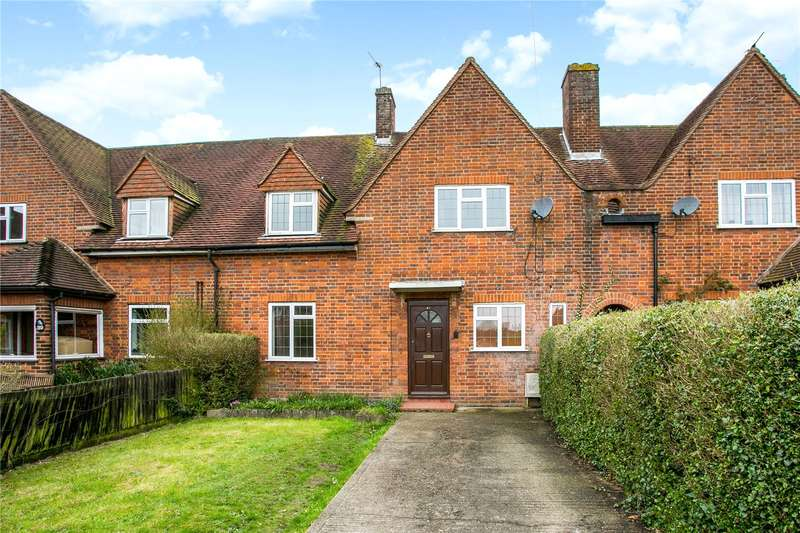 3 Bedrooms Terraced House for sale in Waller Road, Beaconsfield, Buckinghamshire, HP9