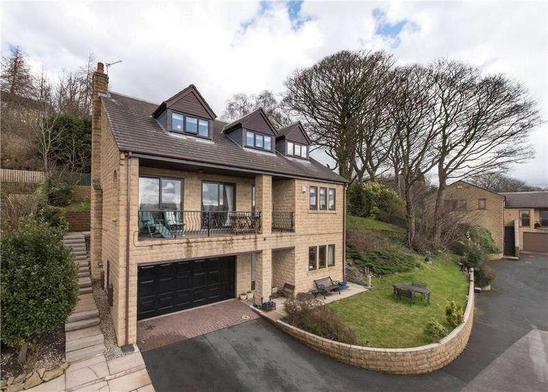 4 Bedrooms Detached House for sale in Fernbank Drive, Bingley, West Yorkshire
