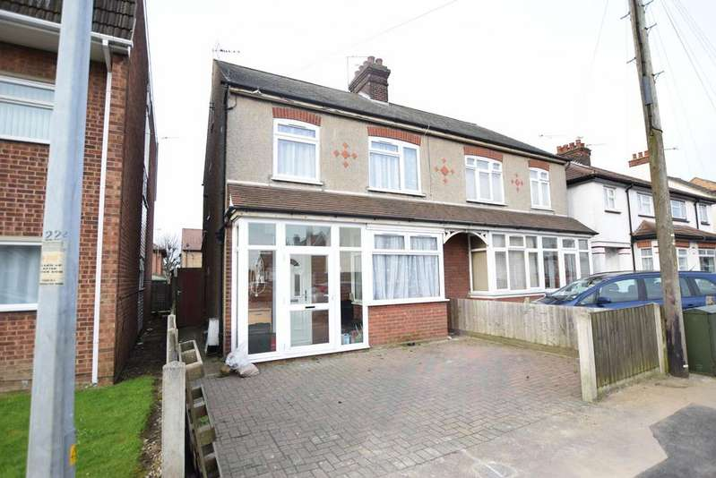 3 Bedrooms Semi Detached House for sale in St Osyth Road, Clacton-on-Sea