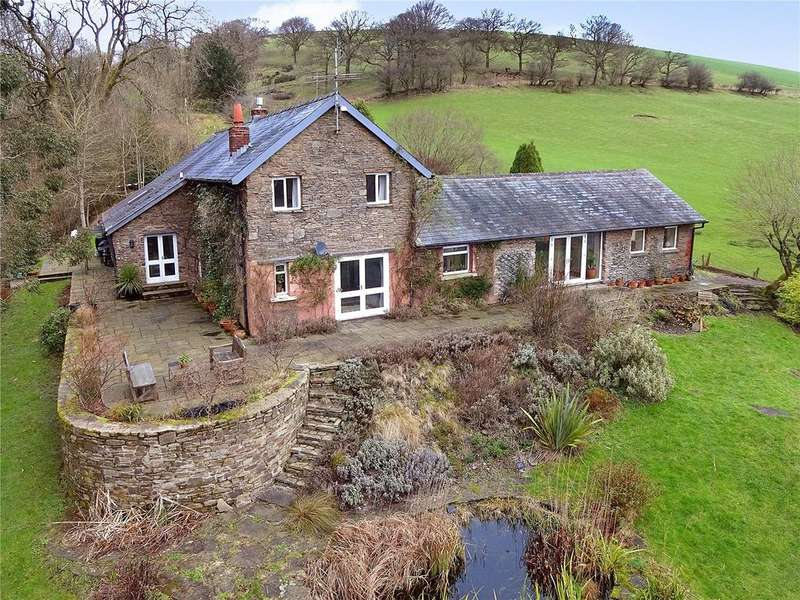 5 Bedrooms Detached House for sale in Maesmynis, Builth Wells, Powys