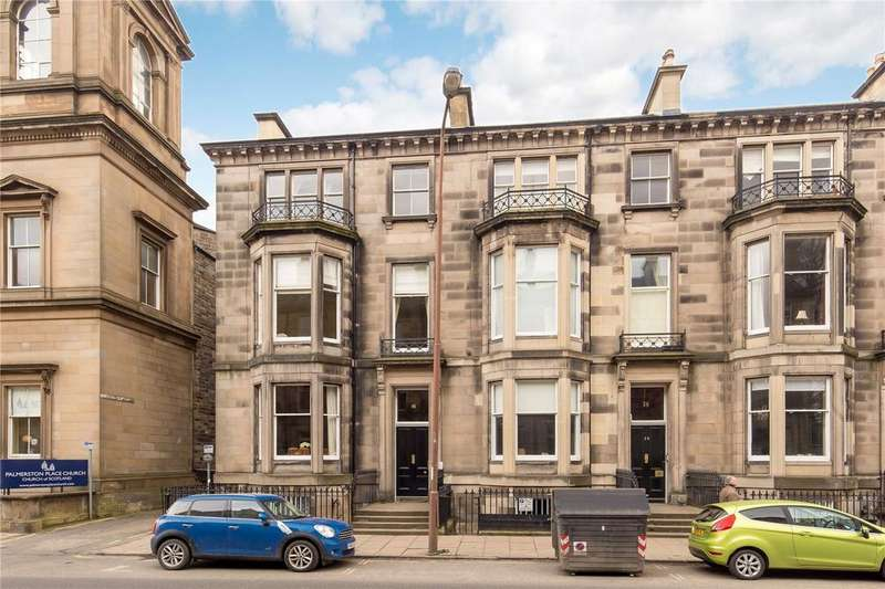 3 Bedrooms Flat for sale in Palmerston Place, Edinburgh