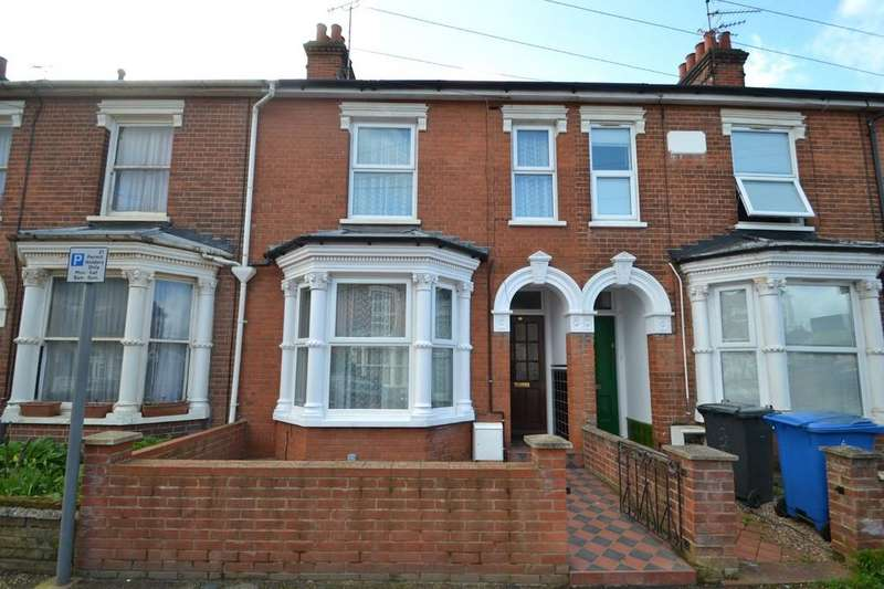 3 Bedrooms Terraced House for sale in Oxford Road, Ipswich, IP4 1NL