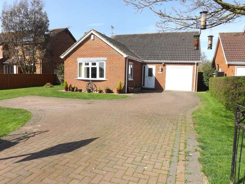3 Bedrooms Detached Bungalow for sale in Cranesgate North, Whaplode St Catherine