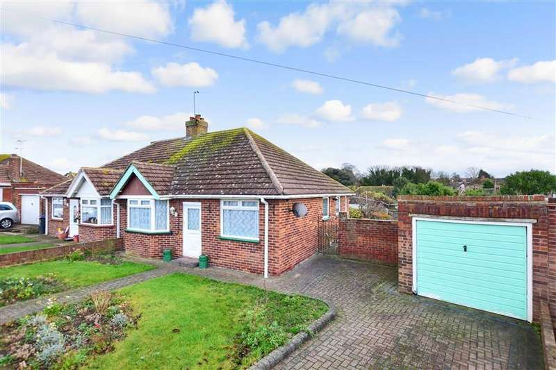 2 Bedrooms Semi Detached Bungalow for sale in Rydal Avenue, Ramsgate, Kent