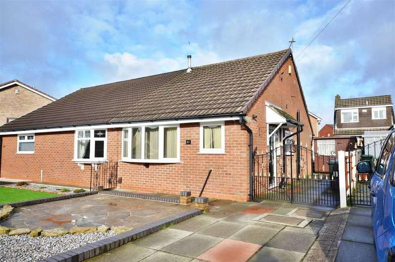 2 Bedrooms Semi Detached Bungalow for sale in Desmond Street, Atherton