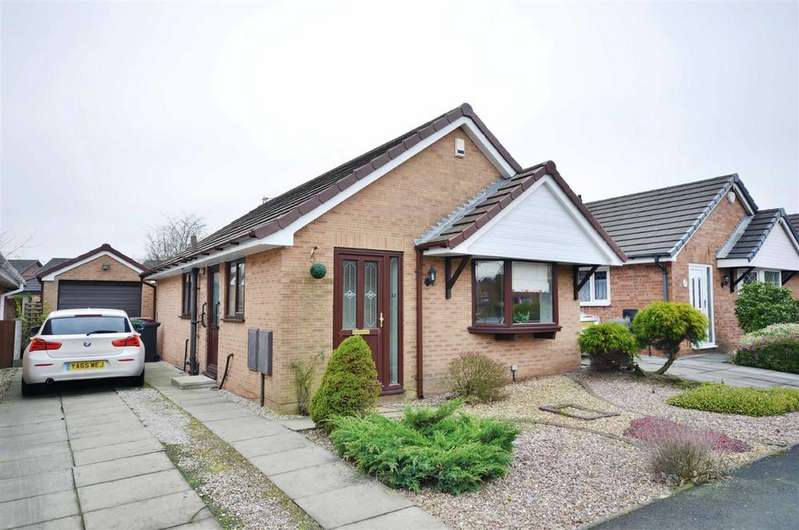 2 Bedrooms Detached Bungalow for sale in The Hoskers, Westhoughton