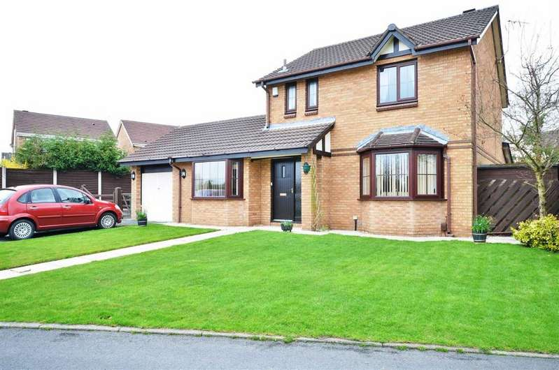 3 Bedrooms Detached House for sale in Glenmaye, Hindley Green