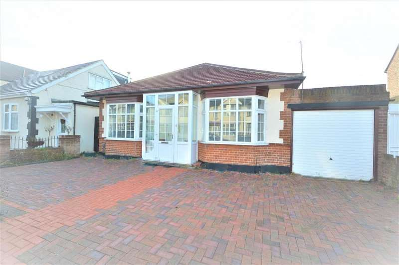 2 Bedrooms Detached Bungalow for sale in Westward Road, London 500 CASH BACK ON THIS PROPERTY