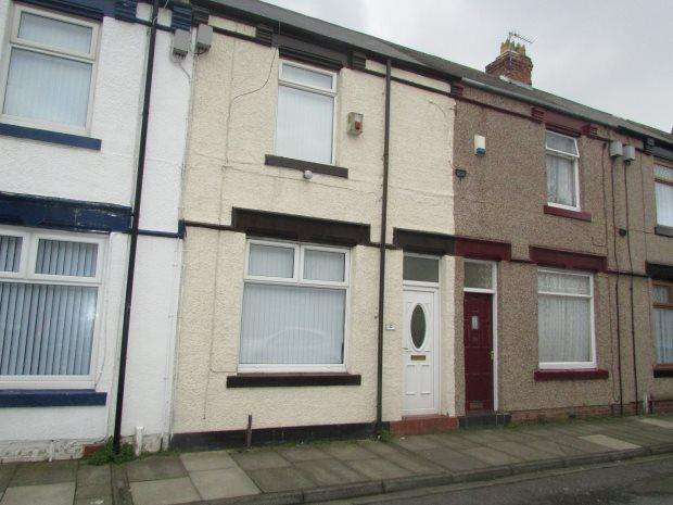 2 Bedrooms Terraced House for sale in STIRLING STREET, HARTLEPOOL, HARTLEPOOL