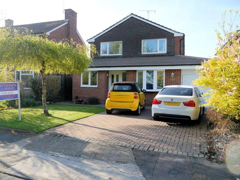 5 Bedrooms Detached House for sale in Maidenhead Road SL4