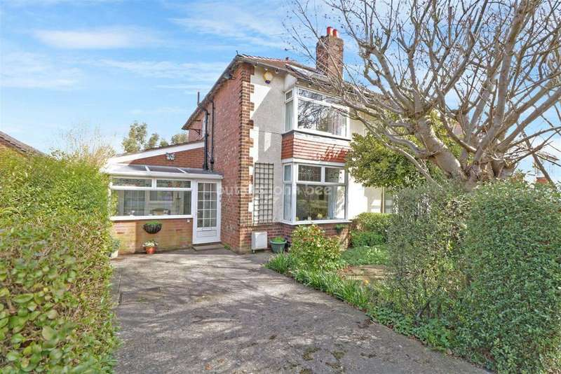 3 Bedrooms Semi Detached House for sale in Palmerston Road, Macclesfield