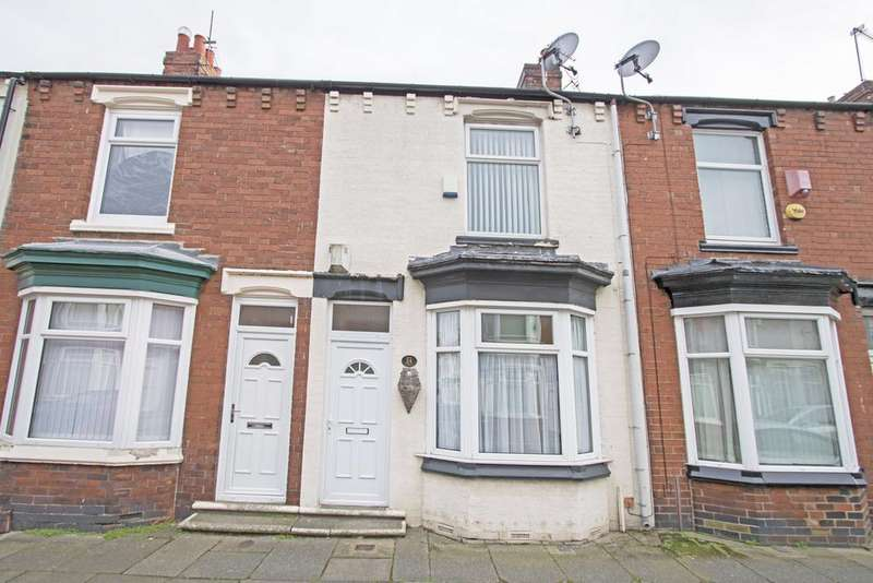 2 Bedrooms Terraced House for sale in Bush Street, Linthorpe TS5
