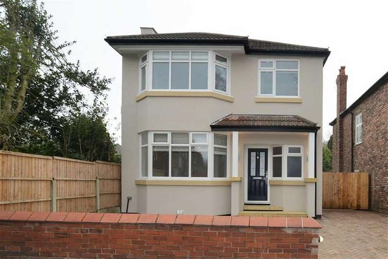 4 Bedrooms Detached House for sale in Sandy Lane, STRETFORD