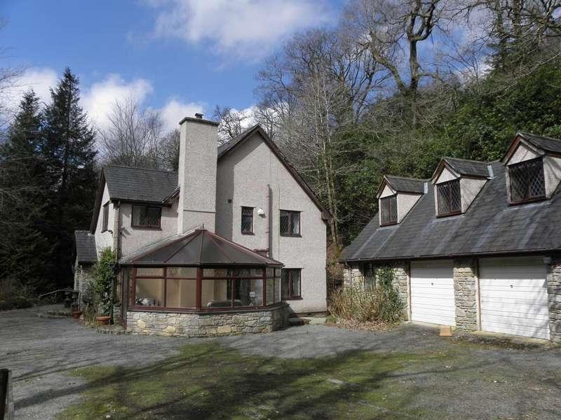3 Bedrooms House for sale in Glanrafon, Rhydymain, LL40