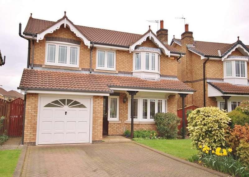 4 Bedrooms Detached House for sale in Sandhurst Drive, Wilmslow