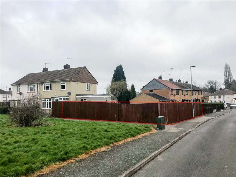 Land Commercial for sale in St Botolphs Rd, Shepshed, LE12