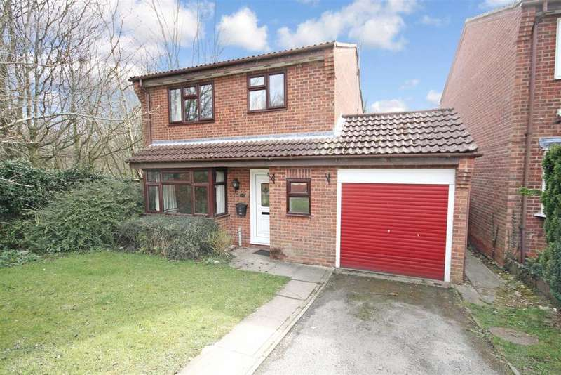 3 Bedrooms Detached House for sale in Broadlands Way, Oswestry