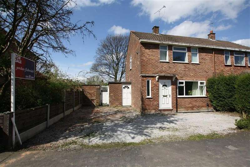 2 Bedrooms Semi Detached House for sale in Hoylake Road, Sale