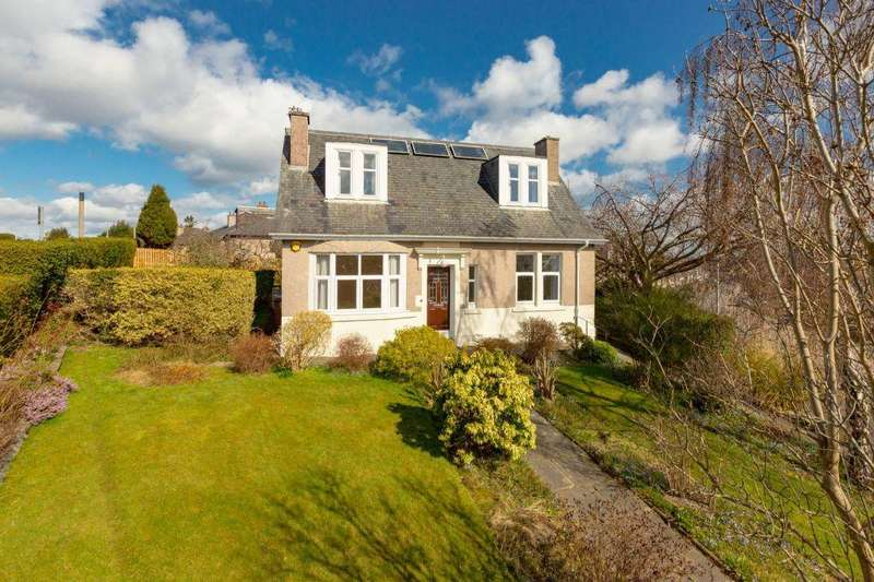 3 Bedrooms Detached House for sale in 70 Craigleith Hill Gardens, Edinburgh, EH4 2JH