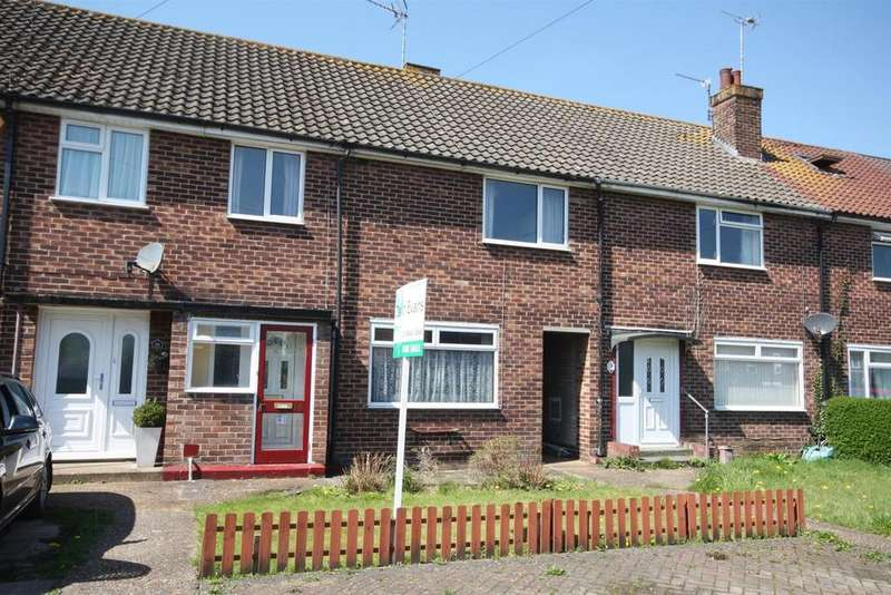 3 Bedrooms Terraced House for sale in Friars Road, Eastleigh