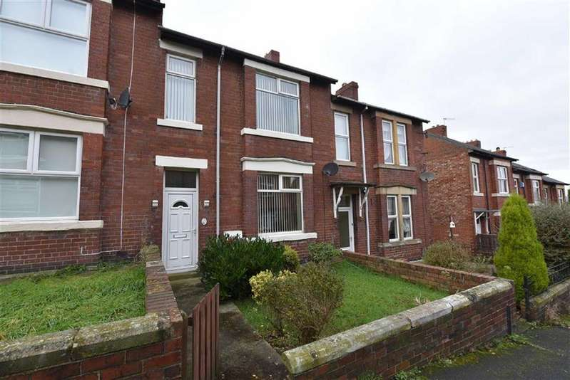 3 Bedrooms Terraced House for rent in Swalwell