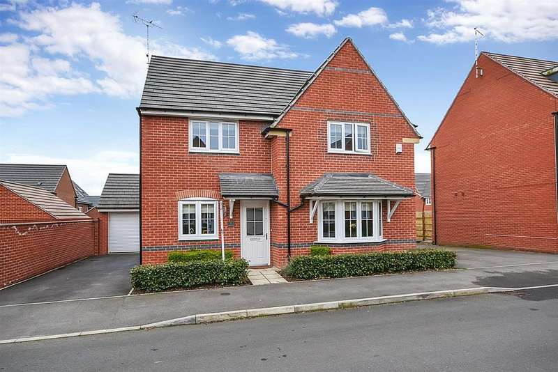 4 Bedrooms Detached House for sale in Yates Croft, Farnsfield, Newark