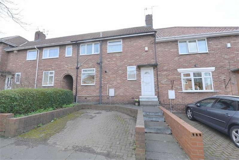 2 Bedrooms Terraced House for sale in Lobley Hill