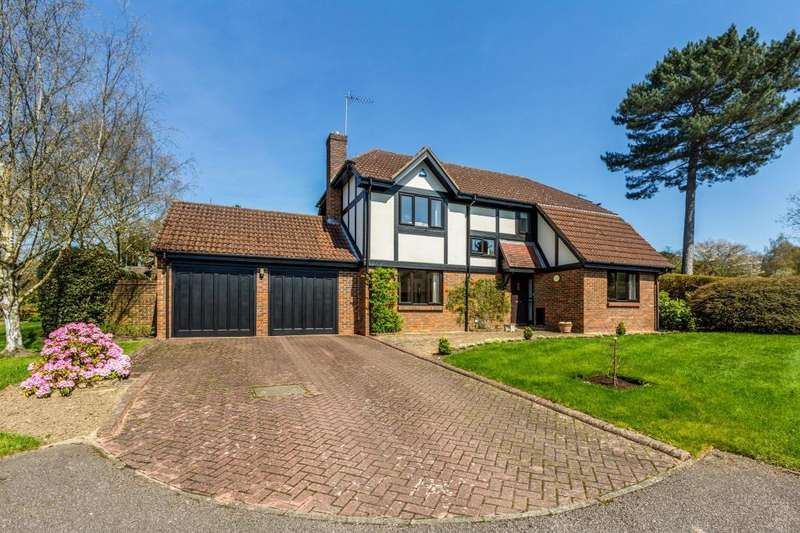 4 Bedrooms Detached House for sale in Cavendish Meads, Sunninghill