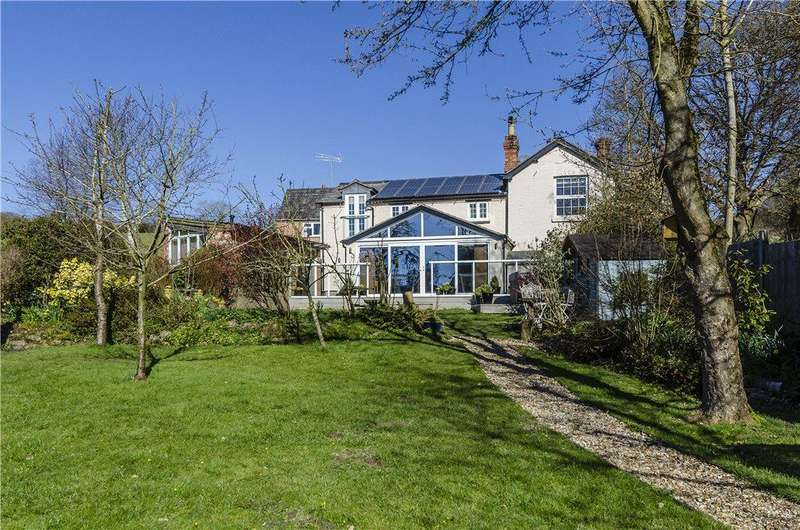 5 Bedrooms Detached House for sale in Cowleigh Park, Cradley, Malvern, Worcestershire, WR13