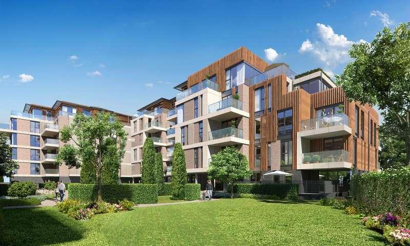 3 Bedrooms Apartment Flat for sale in Quebec Quarter, SE16
