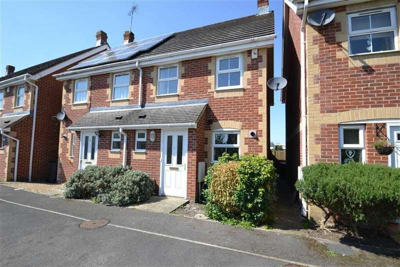 2 Bedrooms Semi Detached House for sale in Spring Gardens, Theale