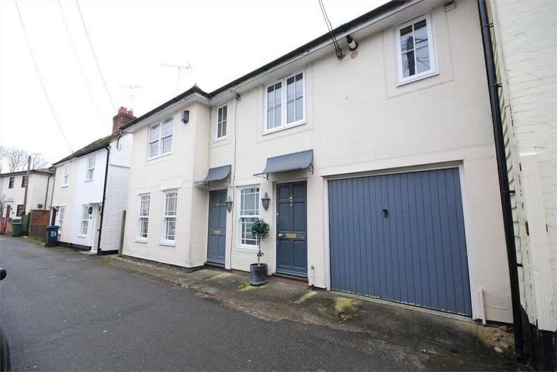 3 Bedrooms Semi Detached House for sale in Queen Street, Coggeshall, Essex