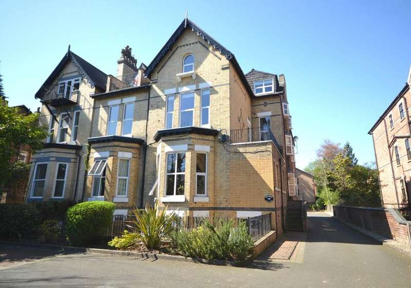 2 Bedrooms Apartment Flat for sale in Palatine Road, Didsbury