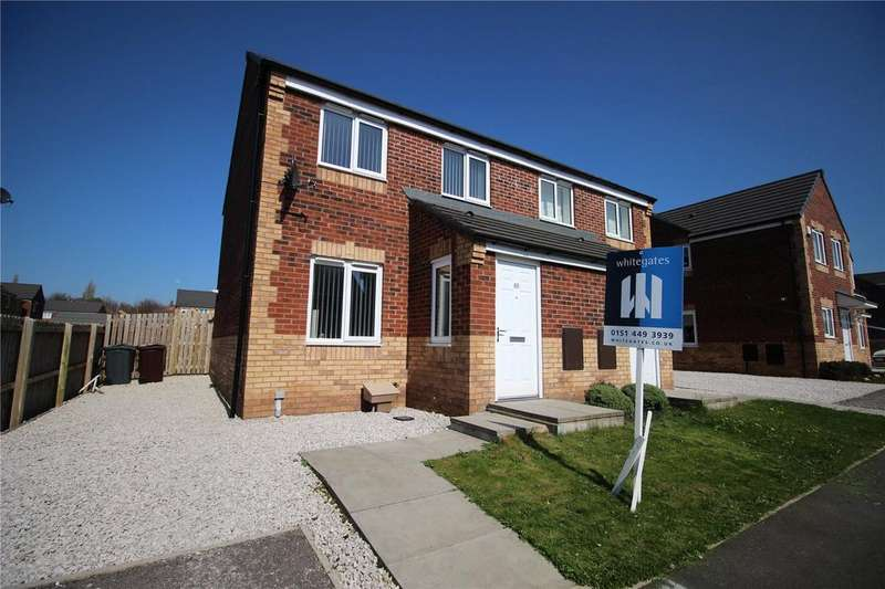 3 Bedrooms Semi Detached House for sale in Hillside Avenue, Liverpool, Merseyside, L36