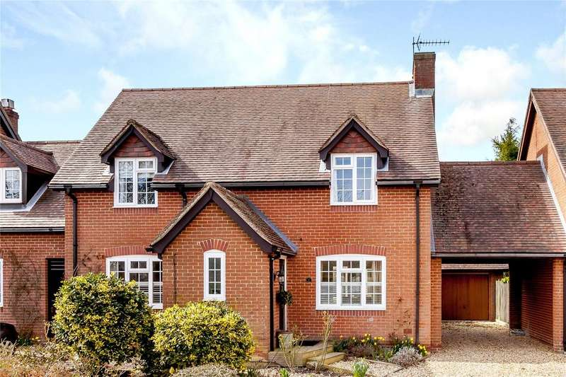 4 Bedrooms Detached House for sale in Chestnut Close, North Fawley, Wantage, Oxfordshire