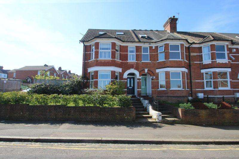 4 Bedrooms End Of Terrace House for sale in Springwell Road, Tonbridge