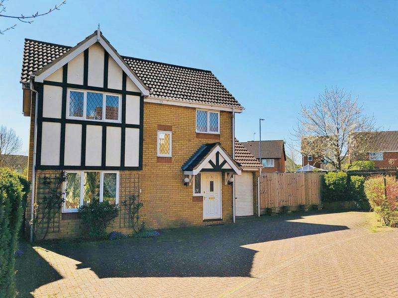 3 Bedrooms Detached House for sale in Thyme Close, Luton