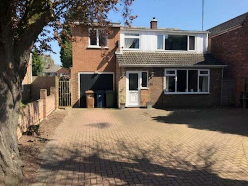 4 Bedrooms Detached House for sale in Colvile Road, Wisbech