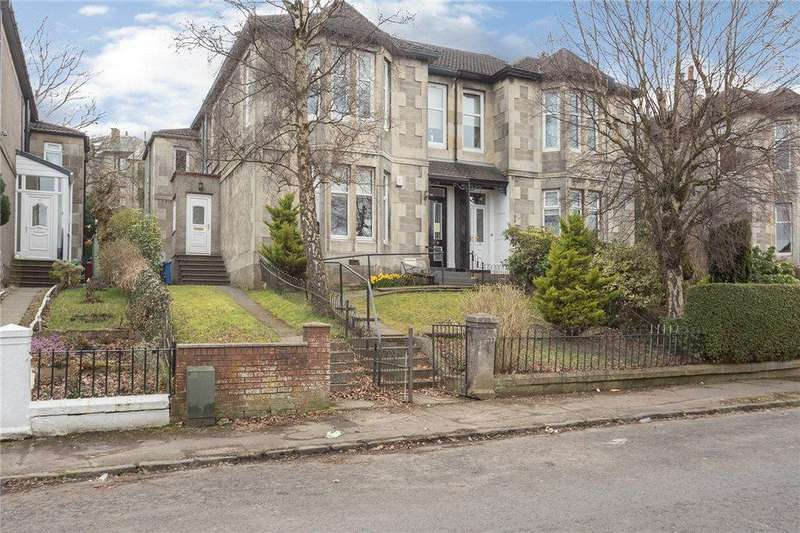 1 Bedroom Apartment Flat for sale in Rosslyn Avenue, Rutherglen, Glasgow, South Lanarkshire