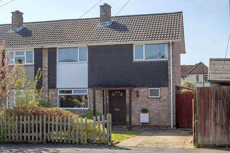 3 Bedrooms Semi Detached House for sale in Hounsdown