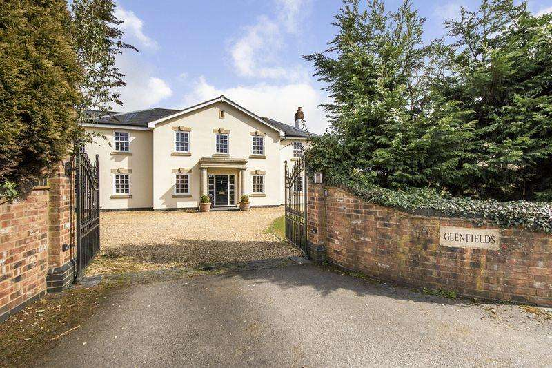 5 Bedrooms Detached House for sale in Wootton Wawen, Warwickshire