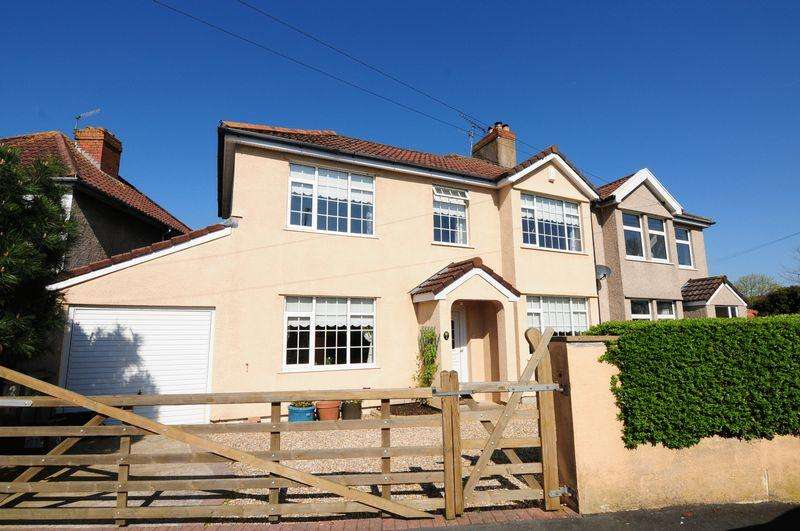 4 Bedrooms Semi Detached House for sale in Petherton Road, Hengrove, Bristol, BS14