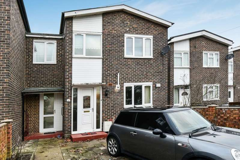 4 Bedrooms Terraced House for sale in Felixstowe Road Abbey Wood SE2