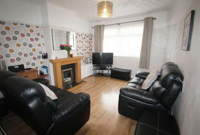 2 Bedrooms Terraced House for sale in Forfar Road