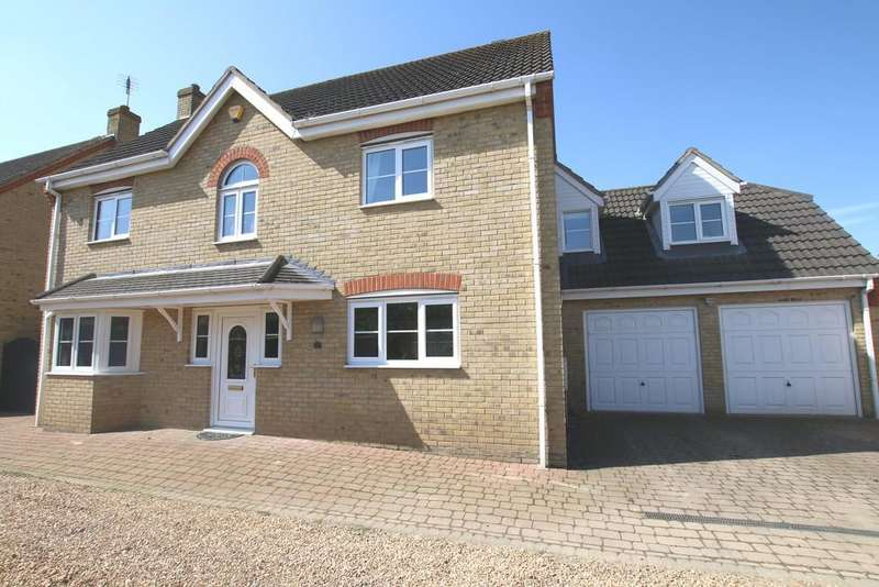5 Bedrooms Detached House for sale in Kent Way, March