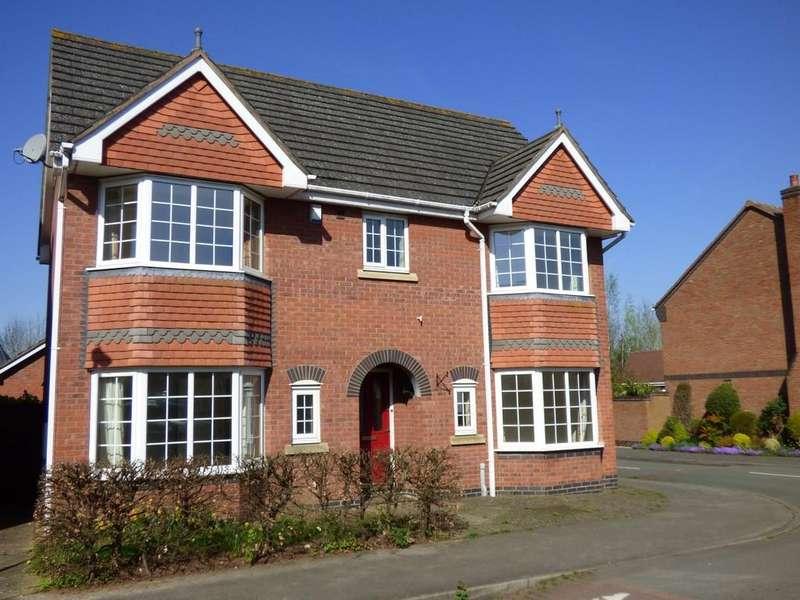 4 Bedrooms Detached House for sale in Hammond Green, Wellesbourne